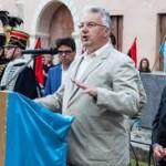 Semjén Zsolt - Székely zászló - Kézdivásárhely